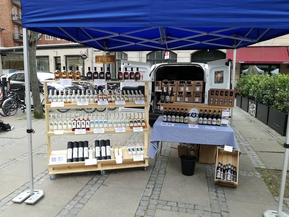 Bondens Marked på Østerbro den 5. august 🗓 🗺